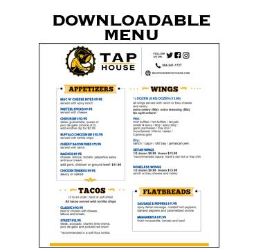 Downloadable Menu